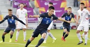 ยู-23 ญี่ปุ่น 1-0 เกาหลีเหนือ