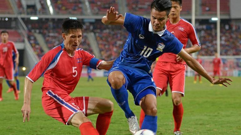 ลิงค์ดูบอลถ่ายทอดสด ยู23 ไทย - เกาหลีเหนือ ชิงแชมเอเชีย2016 เวลา 20.30 น