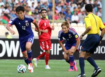 ยู-23 ซาอุดีอาระเบีย 1-2 ญี่ปุ่น