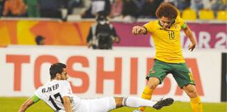 ยู-23 จอร์แดน 0-0 ออสเตรเลีย