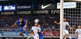 ชลบุรี เอฟซี 3-2 ย่างกุ้ง ยูไนเต็ด