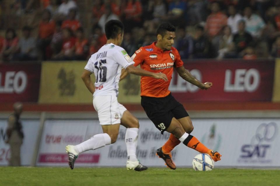 เชียงราย ยูไนเต็ด 1-0 สุพรรณบุรี เอฟซี