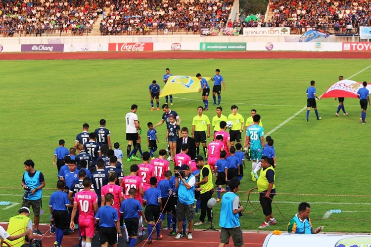 ราชนาวี 0-0 ชัยนาท เอฟซี