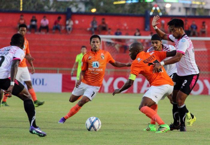 ราชบุรี มิตรผล เอฟซี 2-0 บีบีซียู เอฟซี