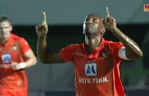 สุโขทัย เอฟซี 2-0 ราชบุรี มิตรผล เอฟซี