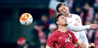 โปแลนด์ 1-0 เซอร์เบีย