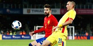 โรมาเนีย 0-0 สเปน