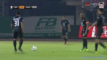 บีอีซี เทโร ศาสน 0-4 ราชบุรี มิตรผล เอฟซี
