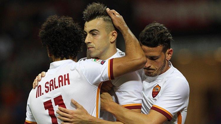 ไฮไลท์  AC Milan 1 - 3 Roma