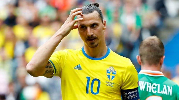 ไอร์แลนด์ 1-1 สวีเดน