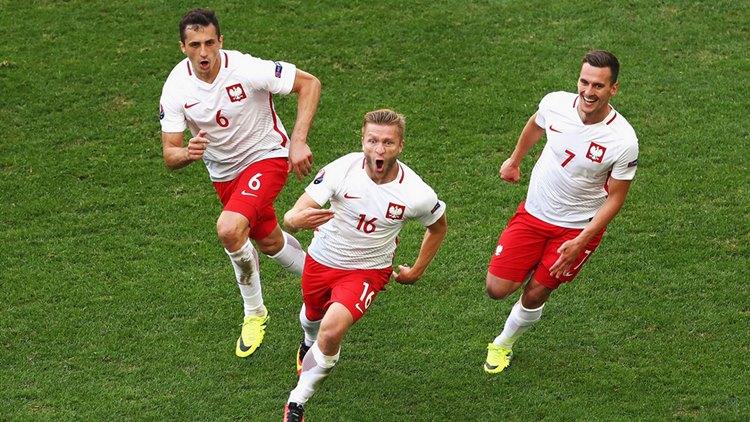 ยูเครน 0-1 โปแลนด์