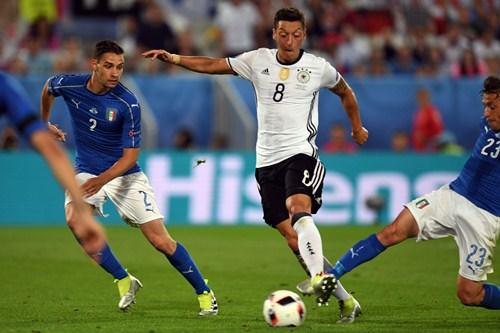 เยอรมัน 1-1 (Pen6-5) อิตาลี