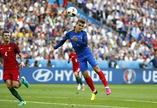 โปรตุเกส 1-0 ฝรั่งเศส