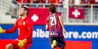 เออิบาร์ 1-0 บาเลนเซีย