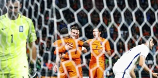 เนเธอร์แลนด์ 1-2 กรีซ
