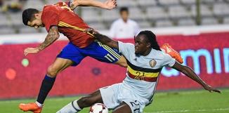 เบลเยียม 0-2 สเปน