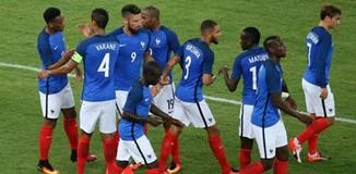 อิตาลี 1-3 ฝรั่งเศส