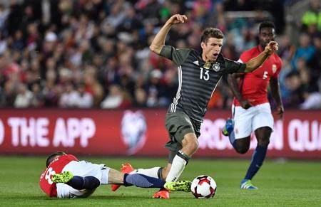 นอร์เวย์ 0-3 เยอรมนี