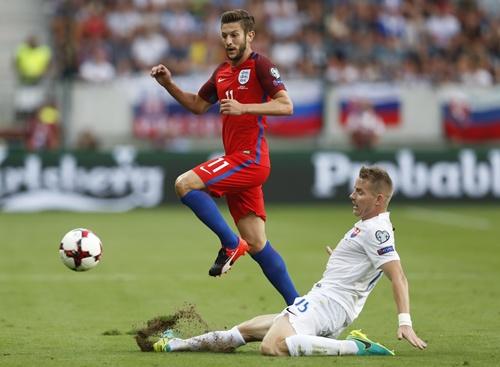 สโลวาเกีย 0-1 อังกฤษ
