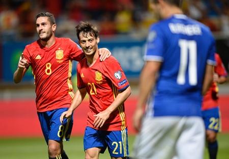 สเปน 8-0 ลิกเทนสไตน์