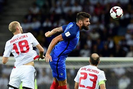 เบลารุส 0-0 ฝรั่งเศส
