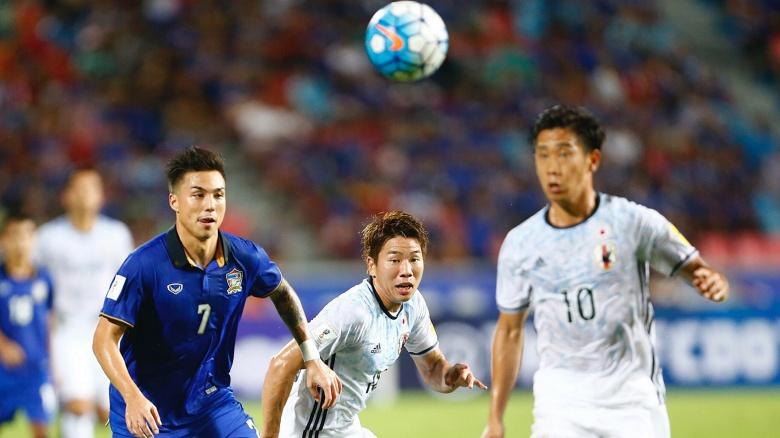 ไทย 0-2 ญี่ปุ่น