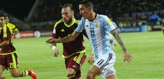 เวเนซุเอลา 2-2 อาร์เจนตินา