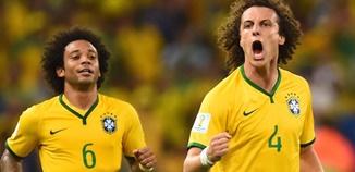 บราซิล 2-1 โคลอมเบีย