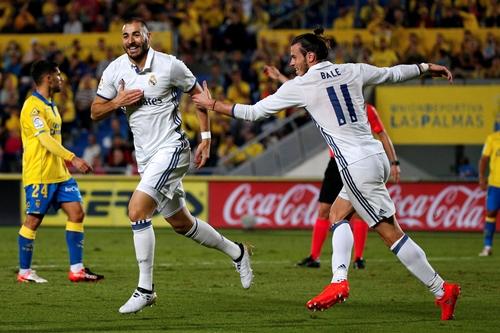 ลาส พัลมาส 2-2 เรอัล มาดริด