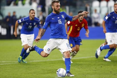 อิตาลี 1-1 สเปน