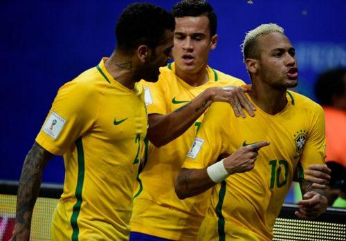 บราซิล 5-0 โบลิเวีย
