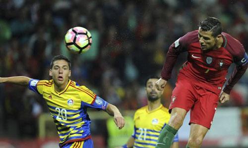 โปรตุเกส 6-0 อันดอร์รา