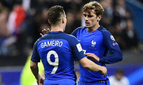 ฝรั่งเศส 4-1 บัลแกเรีย