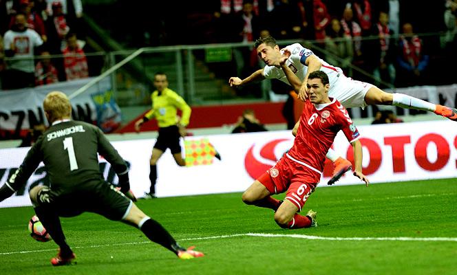 โปแลนด์ 3-2 เดนมาร์ก