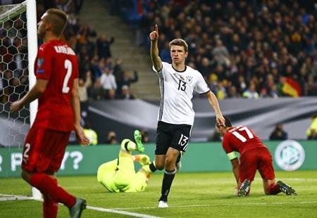 เยอรมัน 3-0 สาธารณรัฐเช็ก