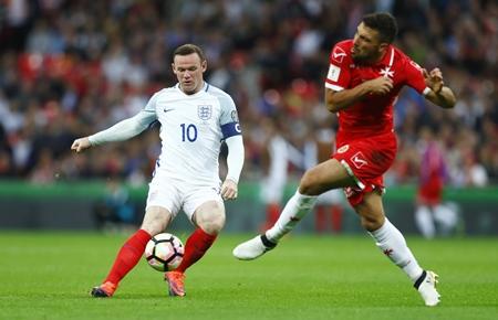 อังกฤษ 2-0 มอลตา