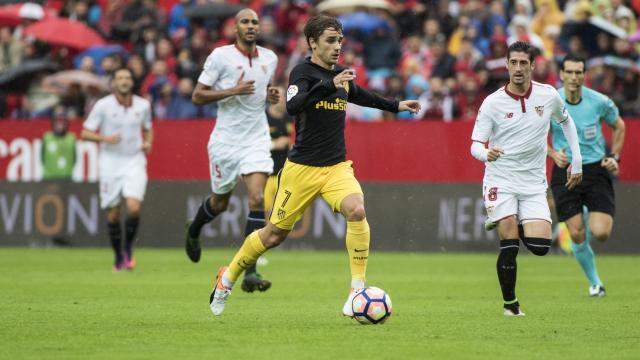 เซบีย่า 1-0 แอตเลติโก มาดริด
