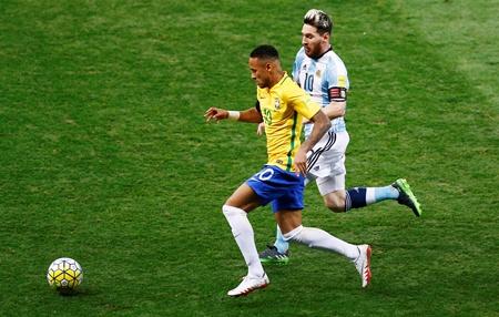 บราซิล 3-0 อาร์เจนตินา