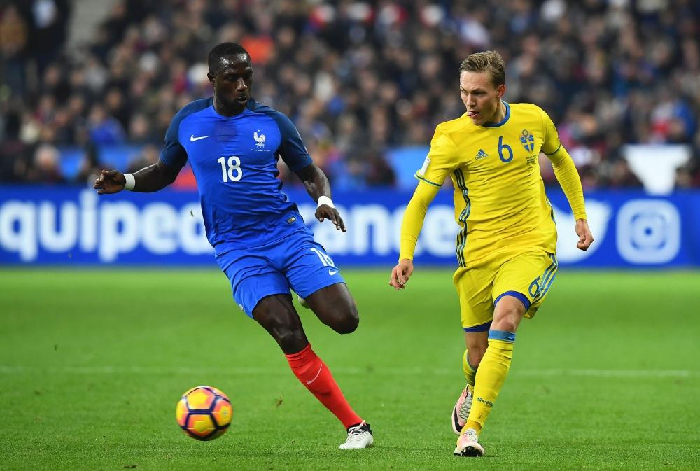 ฝรั่งเศส 2-1 สวีเดน