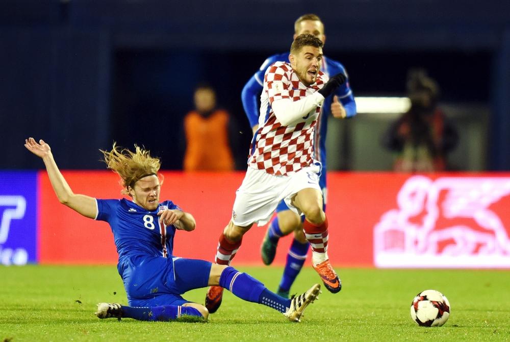 โครเอเชีย 2-0 ไอซ์แลนด์