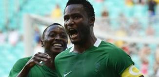 ไนจีเรีย 3-1 แอลจีเรีย