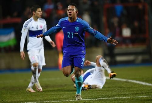 ลักเซมเบิร์ก 1-3 เนเธอร์แลนด์