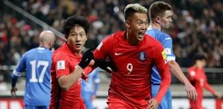 เกาหลีใต้ 2-1 อุซเบกิสถาน