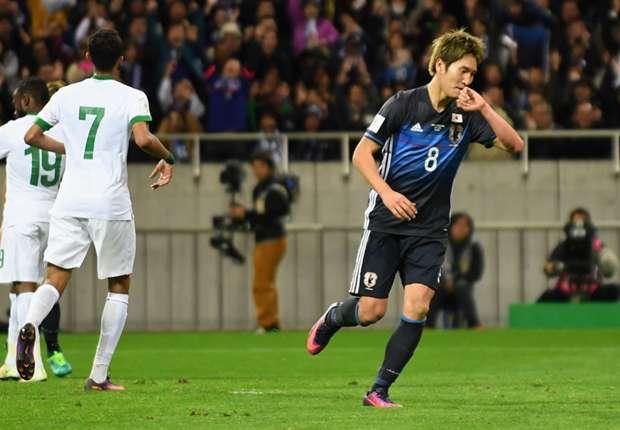 ญี่ปุ่น 2-1 ซาอุดีอาระเบีย