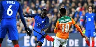ฝรั่งเศส 0-0 ไอวอรีโคสต์