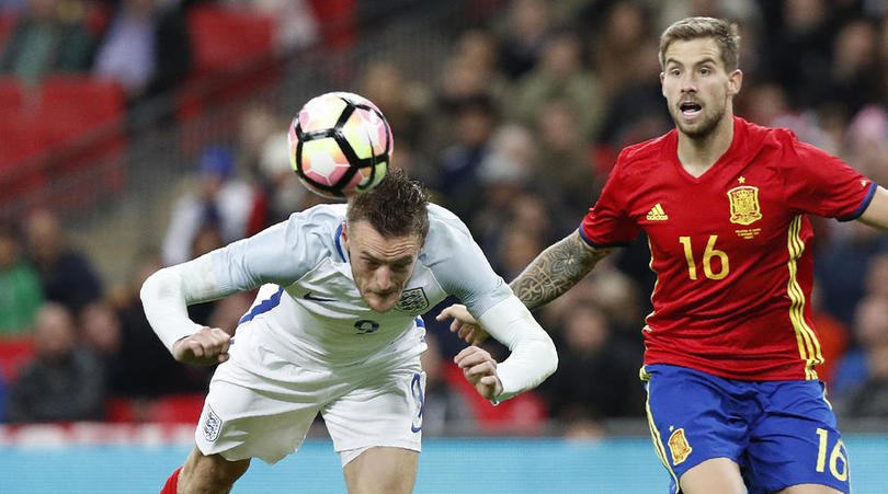 อังกฤษ 2-2 สเปน
