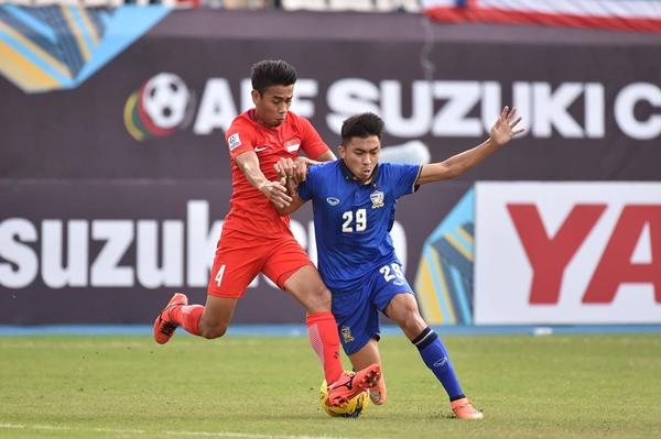 ไทย 1-0 สิงคโปร์