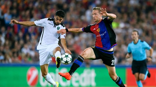 ลูโดโกเรตส์ 0-0 บาเซิล