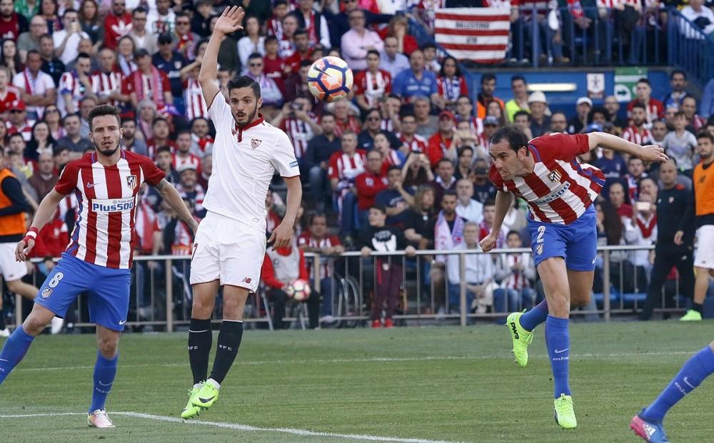 แอตเลติโก มาดริด 3-1 เซบีย่า
