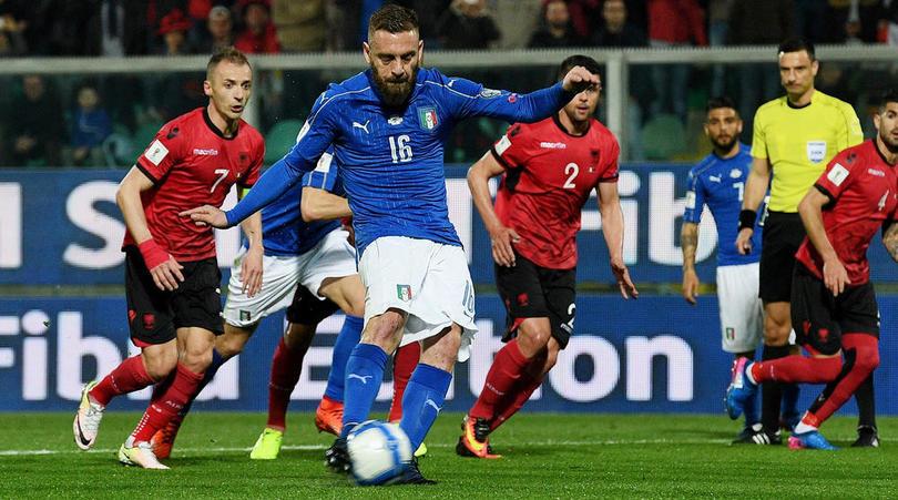 อิตาลี 2-0 แอลเบเนีย